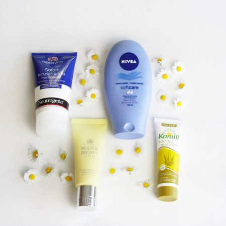favorite hand creams