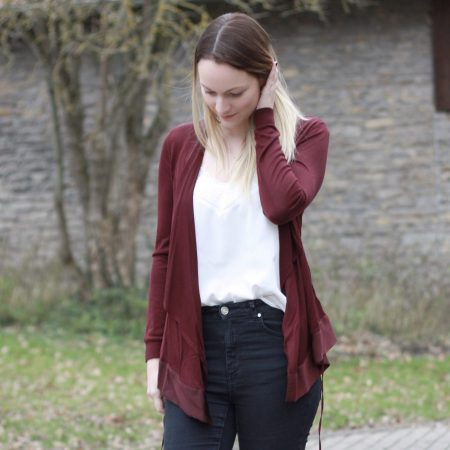 Cardigan – absolut im Trend
